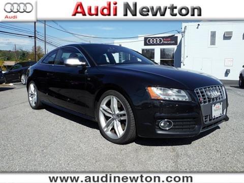 2011 Audi S5 for sale in Newton, NJ