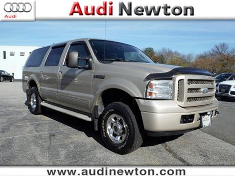 2005 Ford Excursion for sale in Newton, NJ