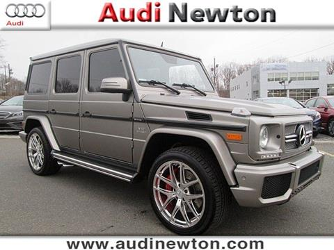 2016 mercedes benz g class for sale in lansing mi for Mercedes benz newton nj