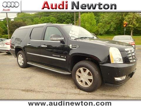 2007 Cadillac Escalade ESV for sale in Newton, NJ
