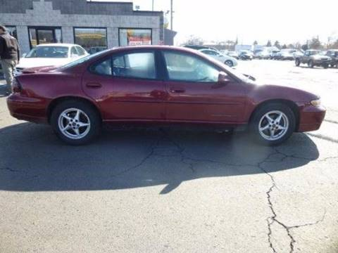 1998 Pontiac Grand Prix for sale in Warren, MI
