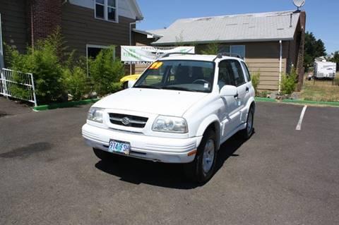 1999 Suzuki Grand Vitara for sale in Cornelius, OR