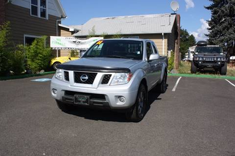 2011 Nissan Frontier for sale in Cornelius, OR