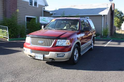 2006 Ford Expedition for sale in Cornelius, OR