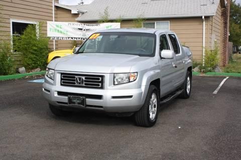 2007 Honda Ridgeline for sale in Cornelius, OR