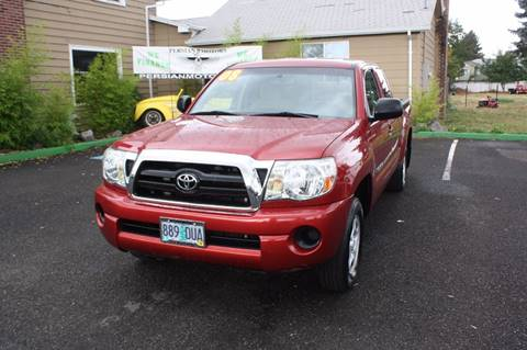 2008 Toyota Tacoma for sale in Cornelius, OR