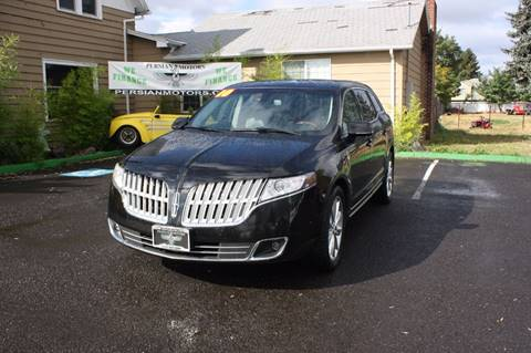2010 Lincoln MKT for sale in Cornelius, OR