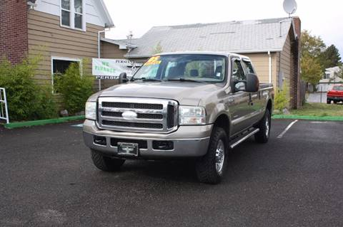 2005 Ford F-250 Super Duty for sale in Cornelius, OR