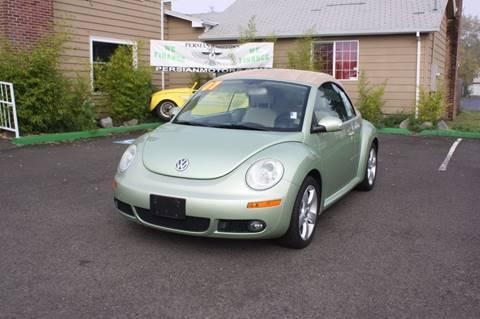 2007 Volkswagen New Beetle for sale in Cornelius, OR