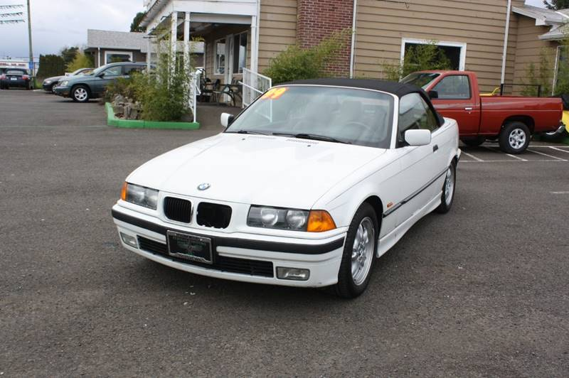 BMW Series I Convertible RWD For Sale CarGurus - Bmw 323i convertible for sale