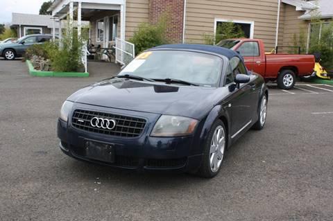Audi tt for sale in oregon for Persian motors cornelius or