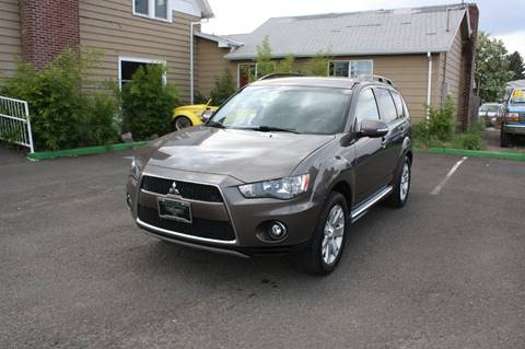 mitsubishi outlander for sale in oregon
