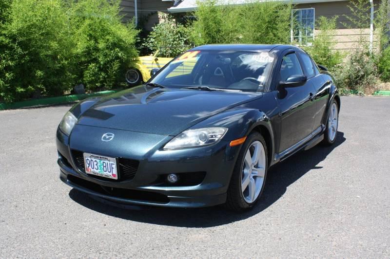 2005 Mazda RX 8 4dr Shinka SE Coupe   Cornelius OR