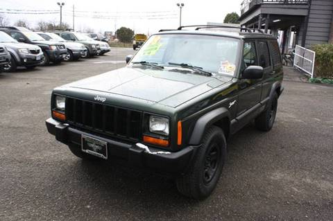 1998 Jeep Cherokee for sale in Cornelius, OR