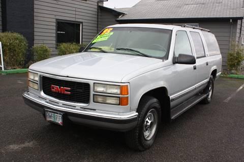 1995 GMC Suburban for sale in Cornelius, OR