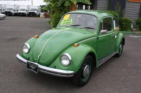 1969 Volkswagen Beetle for sale in Cornelius, OR