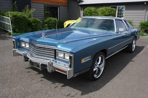 1978 Cadillac Eldorado Biarritz for sale in Cornelius, OR