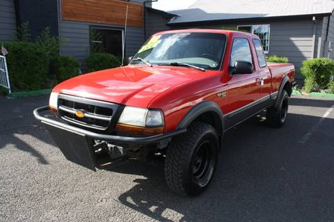 1998 Ford Ranger for sale in Cornelius, OR
