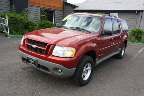 2001 Ford Explorer Sport Trac for sale in Cornelius, OR