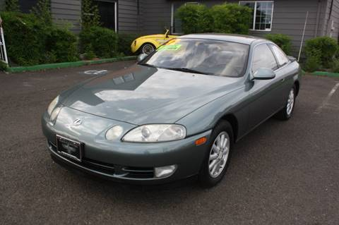 1992 Lexus SC 400 for sale in Cornelius, OR