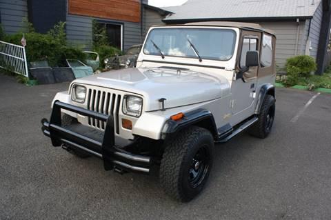 1995 Jeep Wrangler for sale in Cornelius, OR