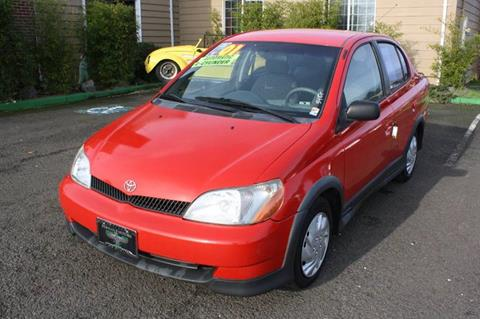 2001 Toyota ECHO for sale in Cornelius, OR