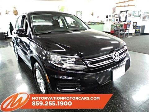 2014 Volkswagen Tiguan for sale in Lexington, KY