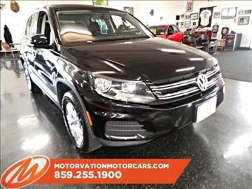 2013 Volkswagen Tiguan for sale in Lexington, KY