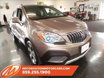 2014 Buick Encore for sale in Lexington, KY