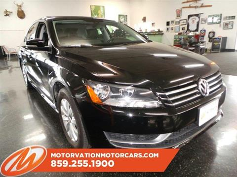 2015 Volkswagen Passat for sale in Lexington, KY