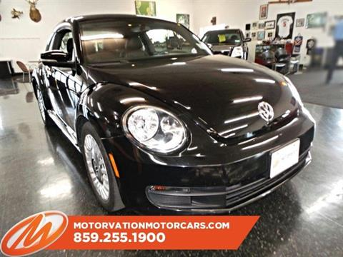 2014 Volkswagen Beetle for sale in Lexington, KY