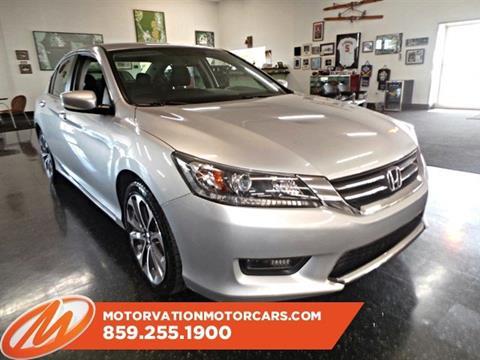 2014 Honda Accord for sale in Lexington, KY