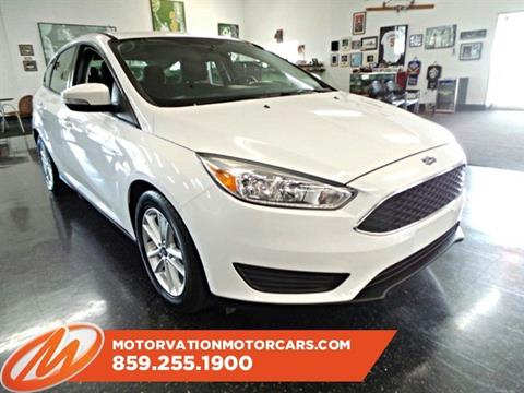 2015 Ford Focus for sale in Lexington, KY