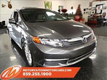 2012 Honda Civic for sale in Lexington, KY