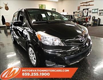 2014 Toyota Yaris for sale in Lexington, KY