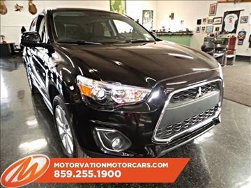 2015 Mitsubishi Outlander Sport for sale in Lexington, KY
