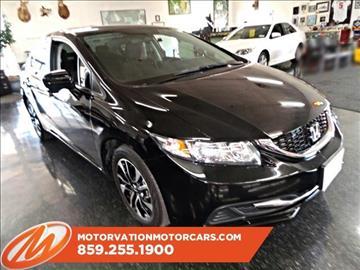 2015 Honda Civic for sale in Lexington, KY