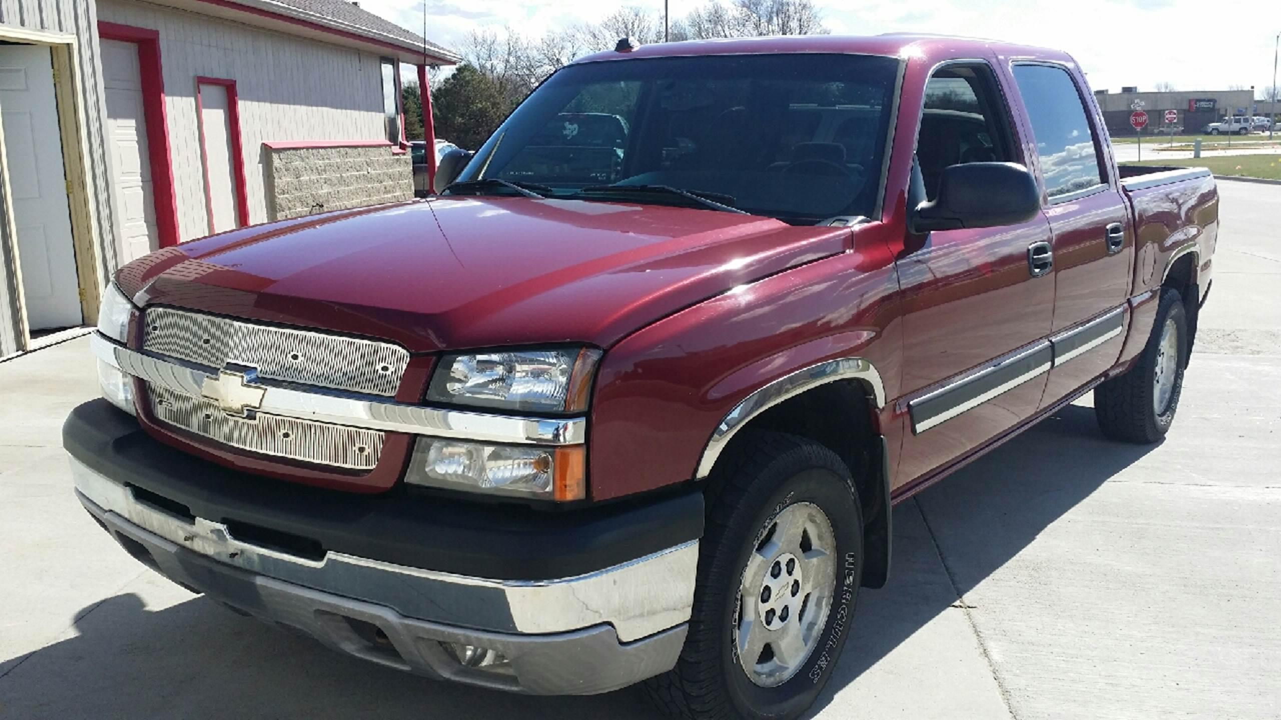 Used 2004 Chevrolet Silverado 1500 For Sale In Nebraska