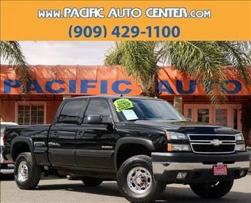 2005 Chevrolet Silverado 2500HD for sale in Fontana, CA