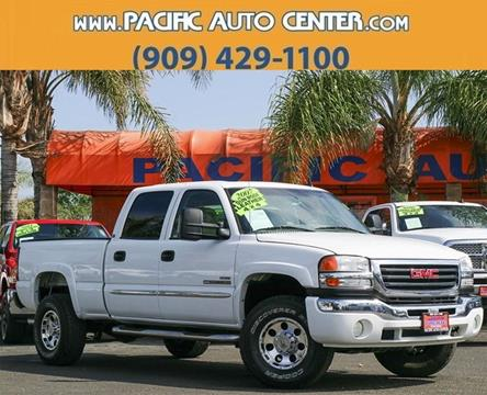 2007 GMC Sierra 2500HD Classic for sale in Fontana, CA