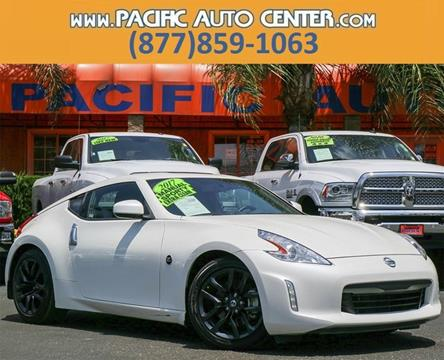 2017 Nissan 370Z for sale in Fontana, CA