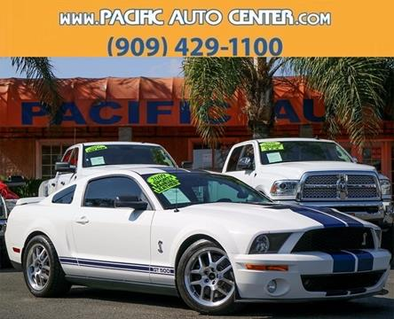 2009 Ford Shelby GT500 for sale in Fontana, CA