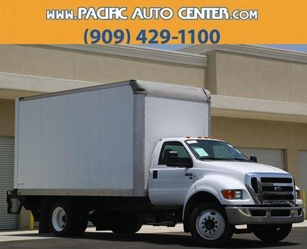 2015 Ford F-650 Super Duty for sale in Fontana, CA