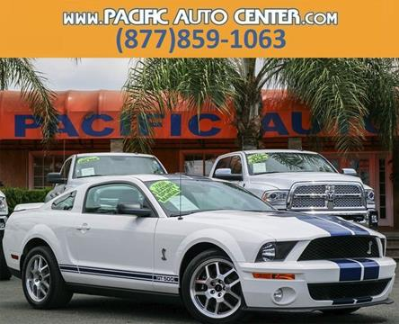 2008 Ford Shelby GT500 for sale in Fontana, CA