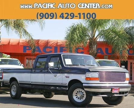 1995 Ford F-350 for sale in Fontana, CA