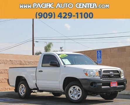 2011 Toyota Tacoma for sale in Fontana, CA