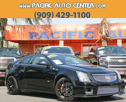 2014 Cadillac CTS-V for sale in Fontana, CA