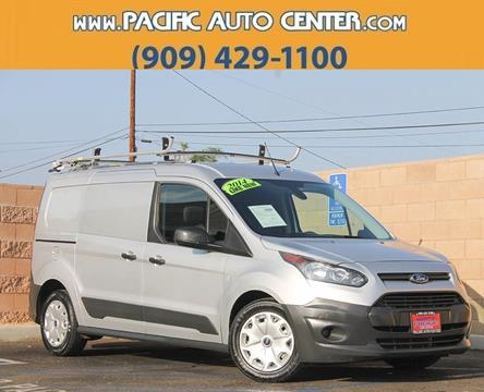 2014 Ford Transit Connect Cargo For Sale In Fontana CA