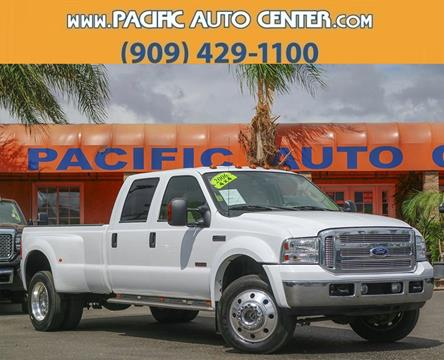 2006 Ford F-450 Super Duty for sale in Fontana, CA