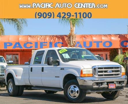 2001 Ford F-350 Super Duty for sale in Fontana, CA